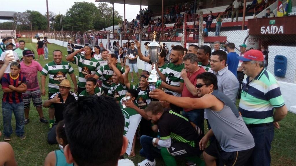 Vereador prestigia final da 2ª Divisão do Campeonato Municipal