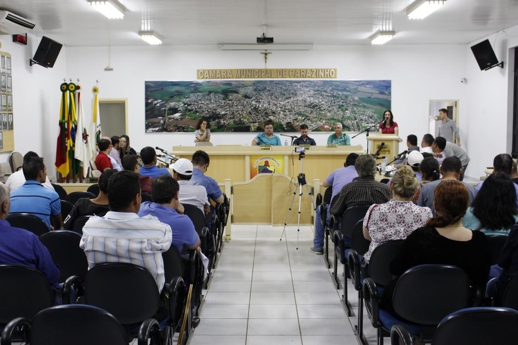 Câmara aprova alterações no Regimento Interno