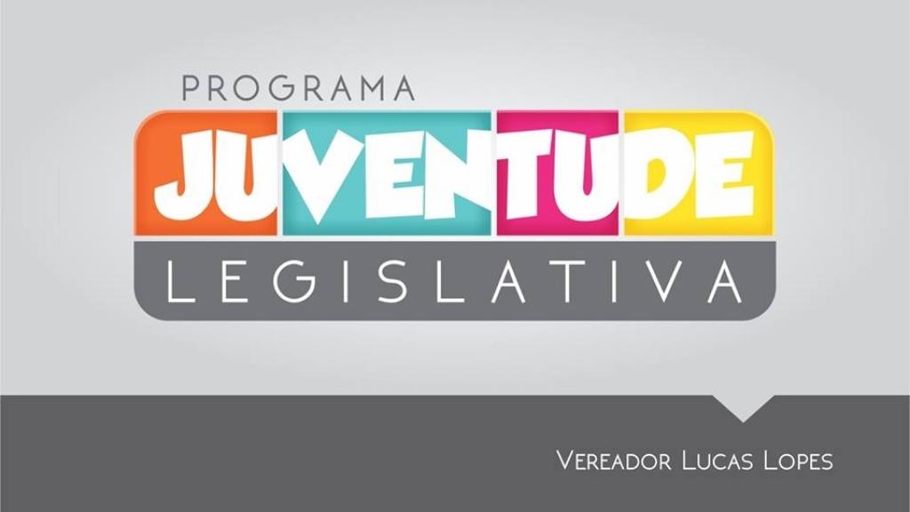 Escolas têm até o final de outubro para indicarem seus representantes no Programa Juventude Legislativa