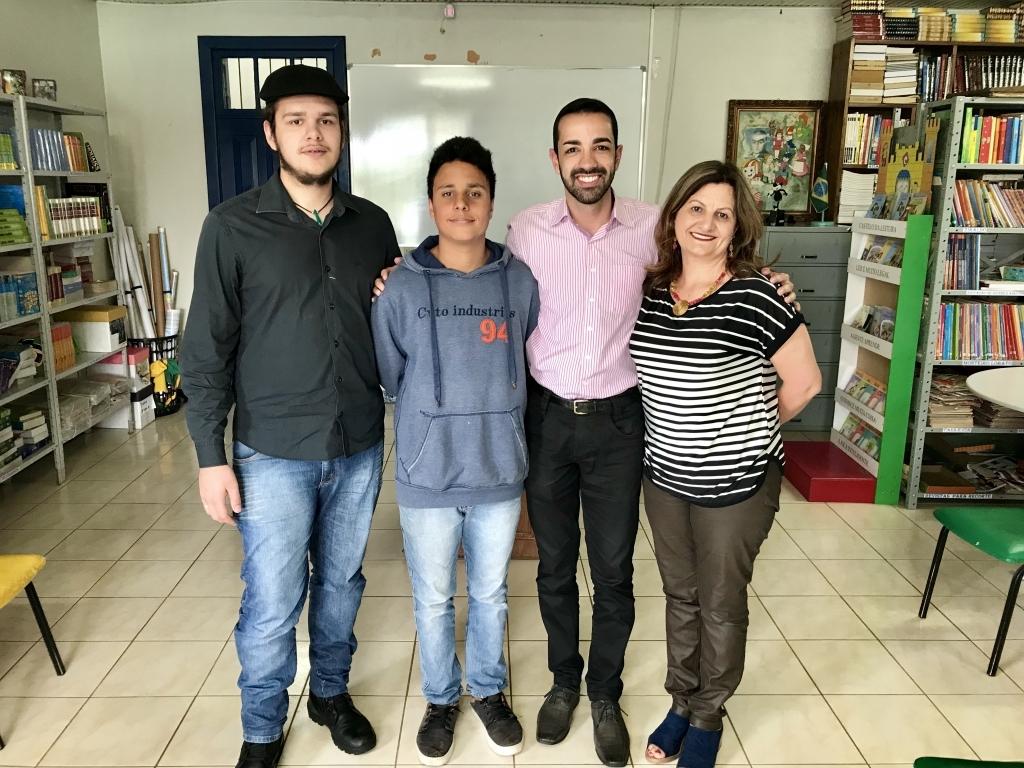 Escola Princesa Isabel elege seu representante para o Programa Juventude Legislativa