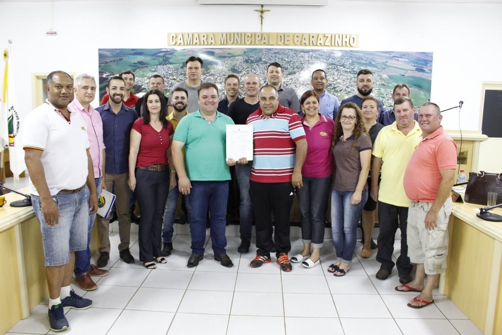 Câmara aprova doação de área para o Sindicato dos Servidores Municipais