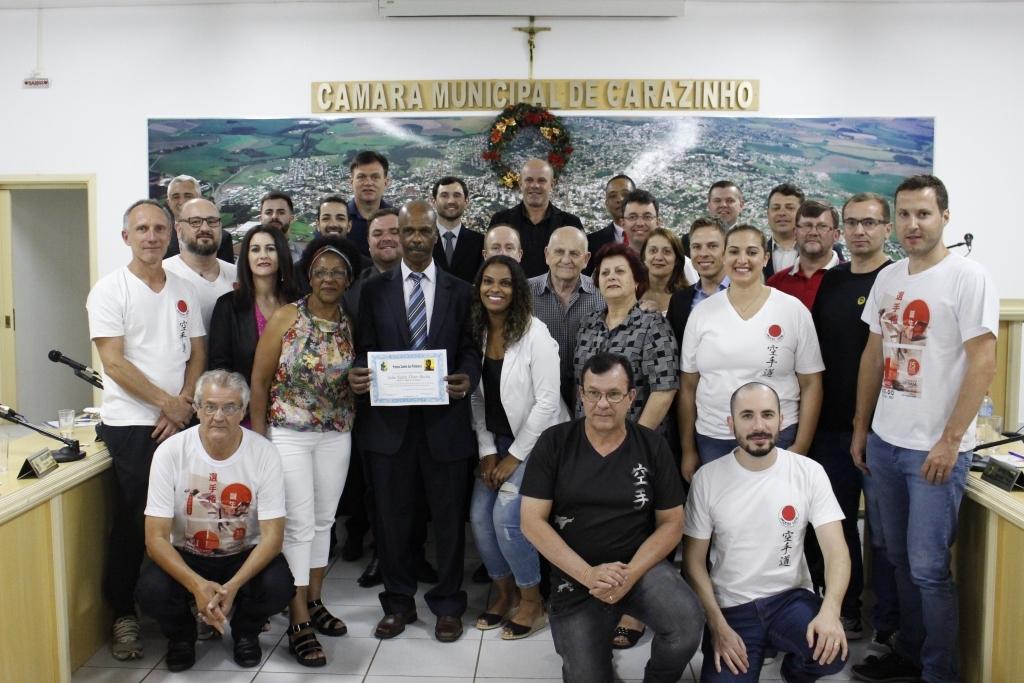 Prêmio Zumbi dos Palmares é entregue pela Câmara de Vereadores