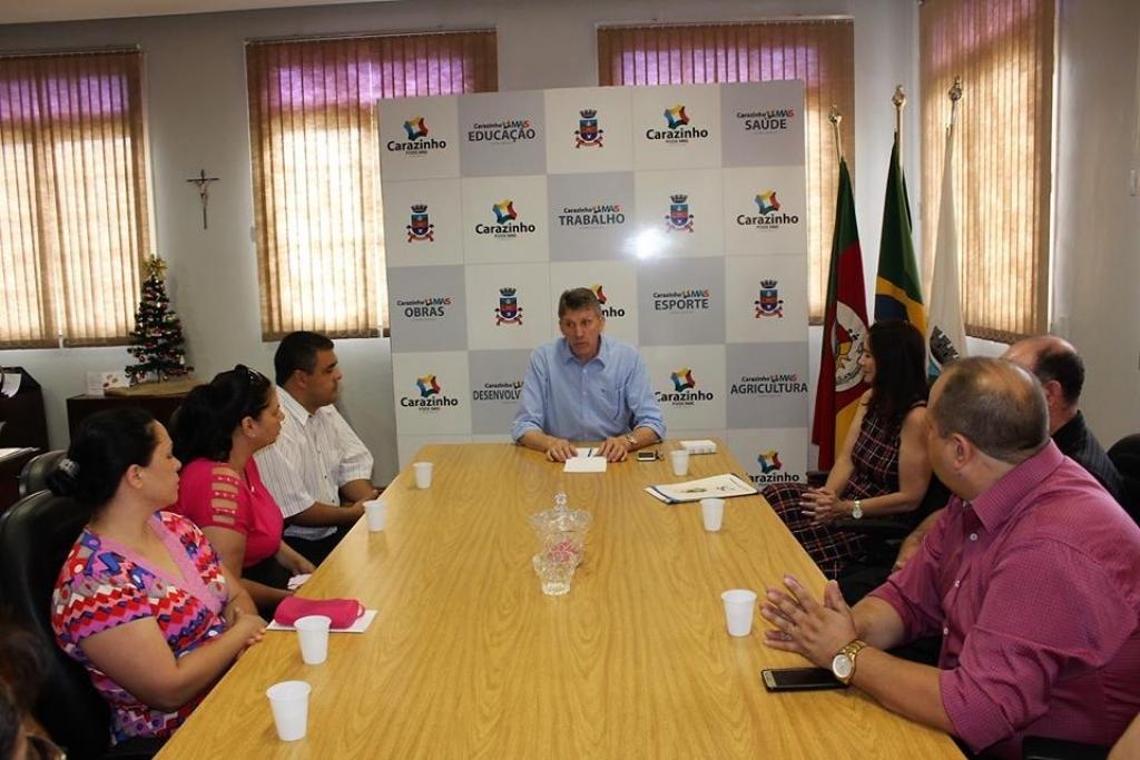 Prefeito Milton Schimitz atende indicação da Vereadora Janete Ross de Oliveira e encaminha Projeto que Insitui