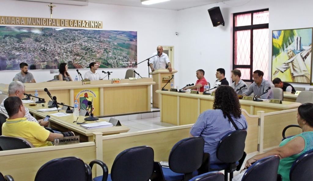 Abertura de Crédito para aquisição do Uniforme Escolar é aprovada pela Câmara