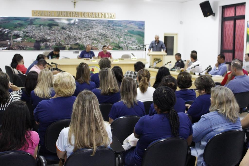 Regimento Interno do Programa Juventude Legislativa é aprovado na Câmara de Vereadores