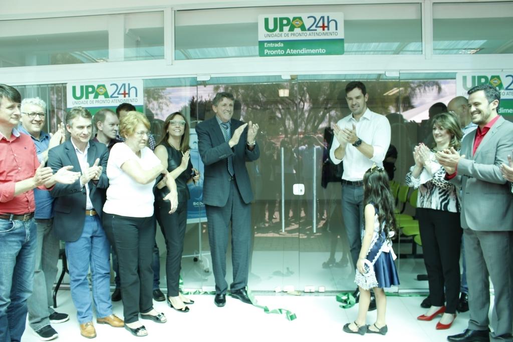 Inaugurada a UPA em Carazinho