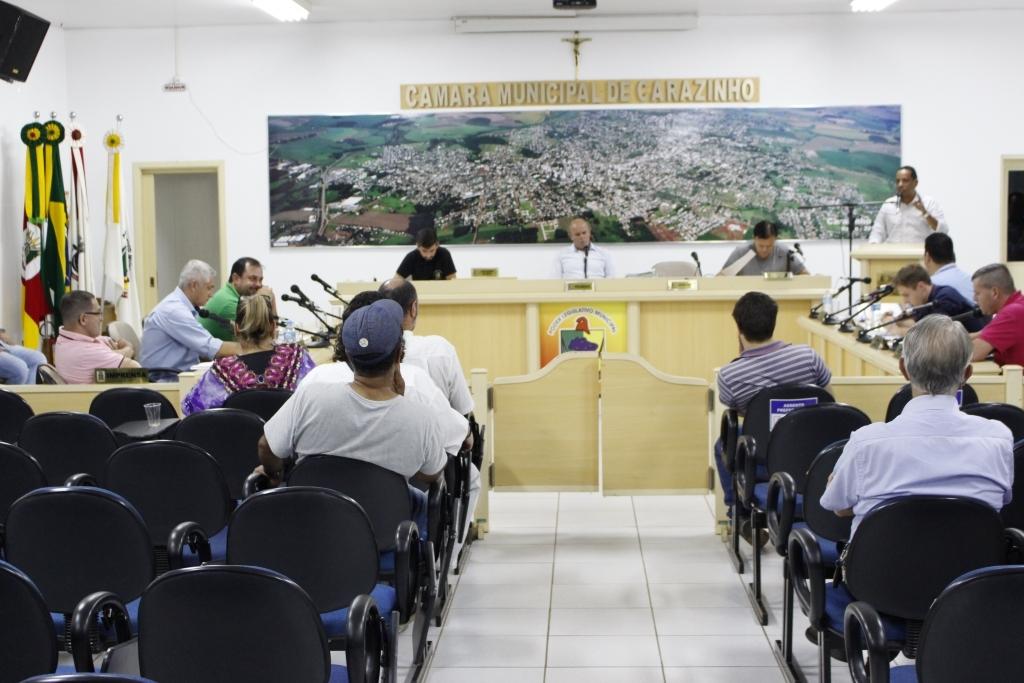 Câmara mantém parecer do TCE e aprova as contas do ex-prefeito Renato Süss