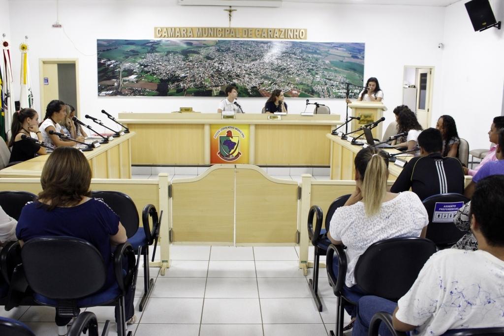 Juventude Legislativa: Diversos projetos são apresentados durante reunião