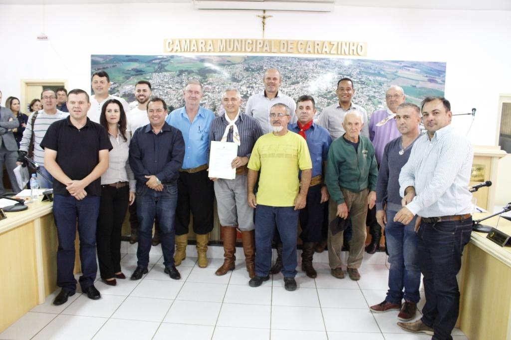 Programa Roda de Chimarrão é declarado bem imaterial do Município