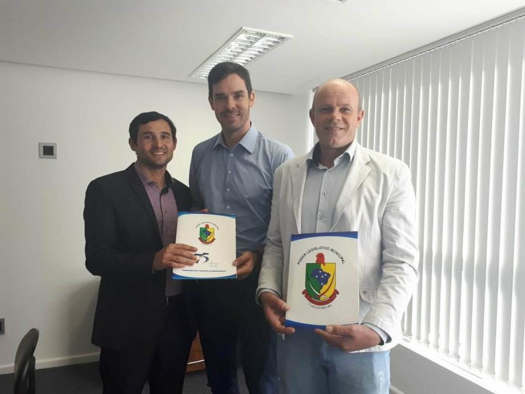 Anunciadas duas emendas para o município de Carazinho