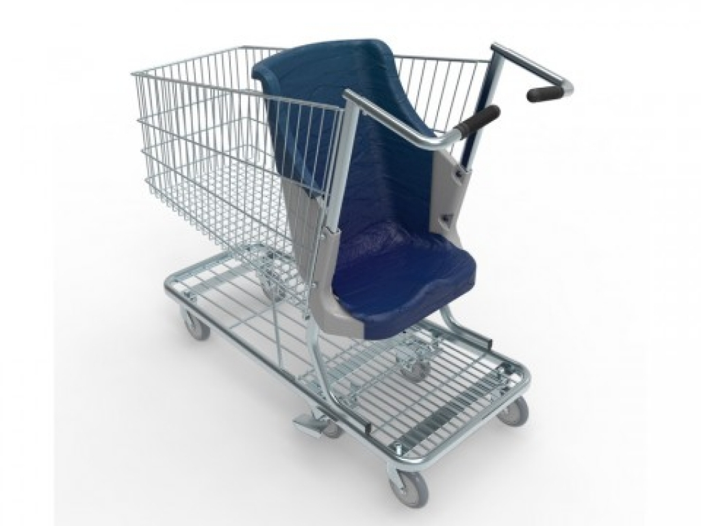 Legislação dos carrinhos de compras adaptados para crianças com deficiência se concretiza no município