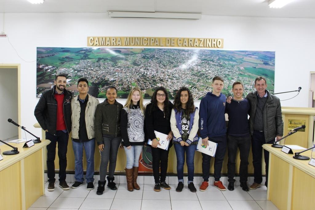 Juventude Legislativa: Jovens vereadores apresentam sugestões para melhorias no município
