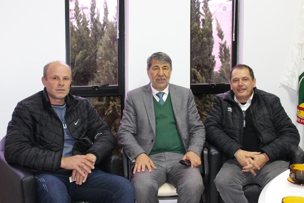 Embaixador da Palestina visita a Câmara de Vereadores