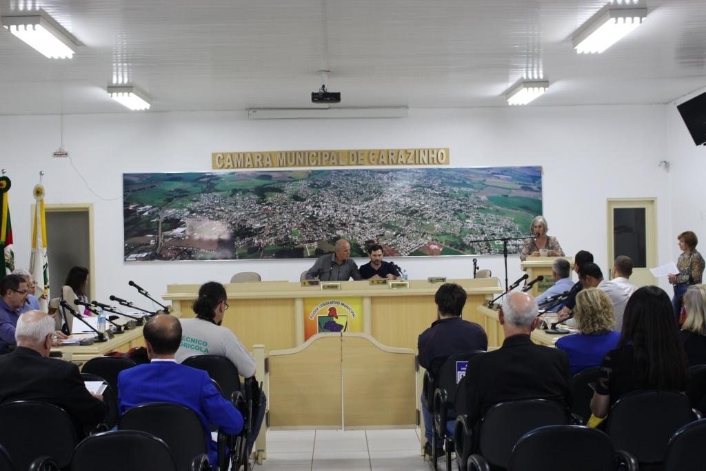 Três entidades participaram da Tribuna Livre de outubro