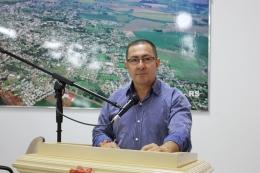 Vereador Ivomar Tomate de Andrade é o proponente