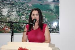 Vereadora Janete Ross de Oliveira é a proponente