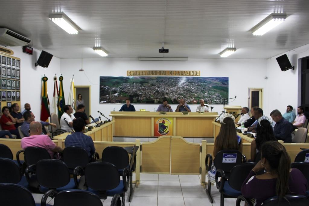 Mais transparência na administração pública municipal